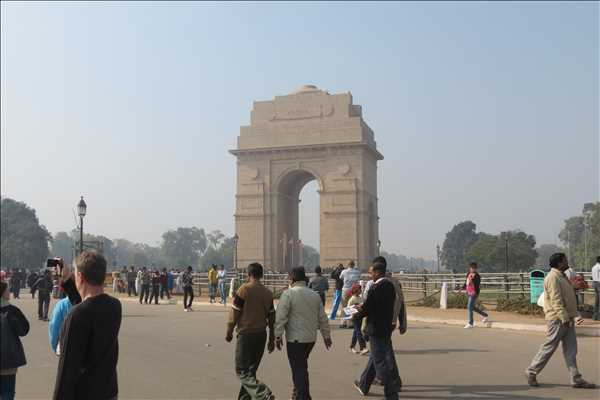 India Gate i New Dehli
